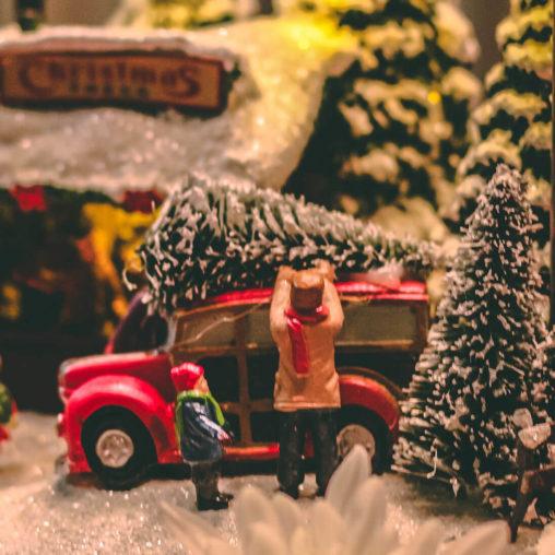 bezpieczne zakupy świąteczne