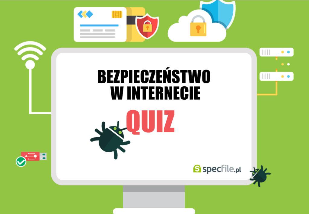 quiz wiedzy o cyberbezpieczeństwie